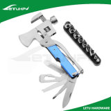 Locking Multi Tool Adjustable Wrench with Hammer Axe
