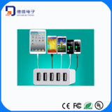 Popular 5 Ports USB Charger for Smartphone (LCK-5B25)