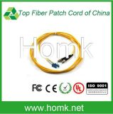 Fiber Optic Singlemode Duplex Pigtail LC St