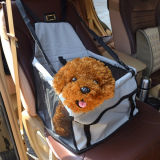 Safety Dog Car Seat Belt Cover Polyester Bag Mat for Pet