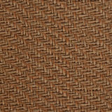 Competitive Price Woven Pattern PU Leather for Shoe (HST039)