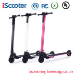 Fast Folding 5 Inch Light Weight Carbon Fiber Electric Scooter