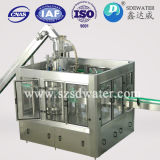 3-in-1 Washing Filling Capping Mineral Water Plant Price