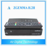 New Product Zgemma H. 2h DVB-S2+T2/C Satellite Receiver