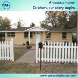 Modular Villa House with Back Yard