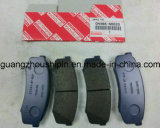 Brake Pad Rear Auto Parts for Toyota Land Cruiser 04466-60020