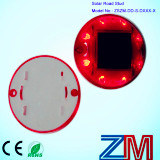 Solar-Powered Road Stud / LED Flashing Road Marker