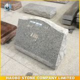 G603 Gray Granite USA Design Tombstone/Monument
