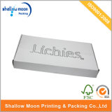 Customized White Corrugated Building Block Paper Packaging Box (QYCI15372)
