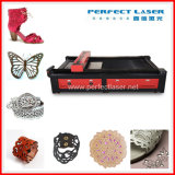 60W 80W Laser Shoes Leather Cutting Machine
