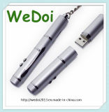 Multi-Functional Pen USB Flash Memory with Customized Logo (WY-P11)