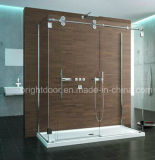 Best Custom Clear Glass Sliding Shower Doors/ Enclosures