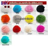 Promotion Gift Keyring Best Fur Ball Keychain Advertising Gifts (G8023)