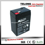 6V4ah Power Battery for Emergency Lantern Lamp