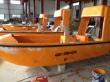 Solas F. R. P Lifeboat and Davit for Marine Lifesaving