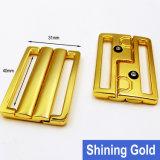40mm Swimwear Gold Metal Clip in Water Proof