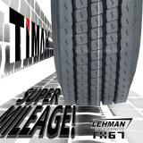 Timax DOT Smartway Drive Steer Trailer Semi Truck Tyre (9.5R17.5, 215/75R17.5, 245/70R19.5, 275/70R17.5, 295/60R22.5)
