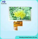 5 Inch TFT LCD Screen Flat Panel