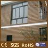 Wood Plastic Composite WPC Exterior Wall Tile Cladding