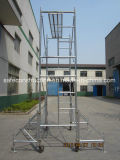 Safe SGS Certified Construction Frame Scaffold for Decoration