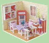 2017 Wooden Toy Mini Furniture Set