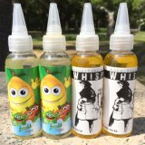 Lemon Strawberry Tutti Fruit Vanilla Mocha E Juice in 60ml