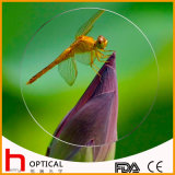 1.499 Single Vision 75mm Optical Lens Hc Tintable