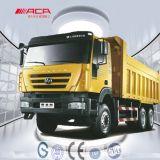 6X4 Flat-Roof Sih New Kingkan Dumper Truck