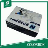 Flat Pack Folding Custom Shoe and Boots Storage Carton Box