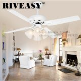 White Decorative Lighting Ceiling Fan Lamp