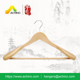 Wooden Clothing Hangers with Bar for Men
