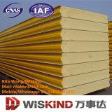 Fireproof PU /Rock Wool/EPS Sandwich Panel with ISO9001