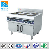 Energy Saving Six Bunners Kitchen Equipment/Induction Soup Stewing Cooker