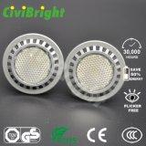 Ce RoHS Popular LED PAR Light PAR20 7W Warm White LED Lights