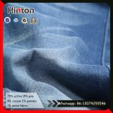 Strong Elastic Denim Fabric 9.5 Oz Women Jean Fabric