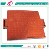 Optic Fiber Manhole Cover Cable Cover with Hinge