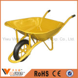 Construction Wheel Barrow Platform Hand Truck Hand Trolley