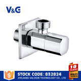 Valogin Brass Angle Valve with High Polishing Low Price