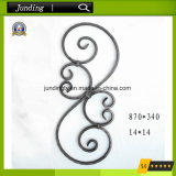 Decorative Wrought Iron Scroll for Iron Railing Iron Gate and Iron Fence