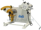 Pneumatic Decoiling and Straightening Unit Uncoiler and Straightening Machine Rgl-400 Model