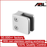 Casting Stainless Steel Square Glass Railing Holder