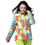 Wonem Ski Jacket Outdoor Ski Clothing Windproof Warm Ski Suit