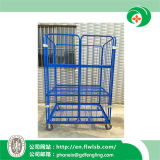 Metal Cage Trolley for Transportation with Ce Approval