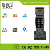 Inventory Warehousing Handheld Barcode Data Collector PDA with Integrated Printer