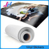 White Back Self Adhesive Vinyl for Printing