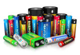 Wholesale 3.7V High Quality 18650 Lithium Battery Cell 2600mAh
