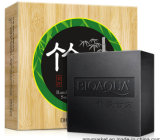 Bamboo Charcoal Soap Bioaqua Skin Care Soap Oil Control Body Cleaning Whitening Facial Soap