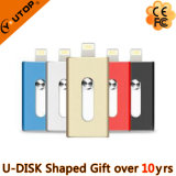 Colors Metal OTG USB3.0 Flash Memory for iPhone Gifts (YT-I001)