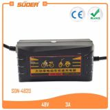 Suoer 48V 3.3A Fast Electric Bike Battery Charger (SON-4820)