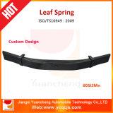 60si2mn Flat Bar Leaf Spring for Toyota Automotive Leaf Springs